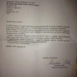 MNJK levél